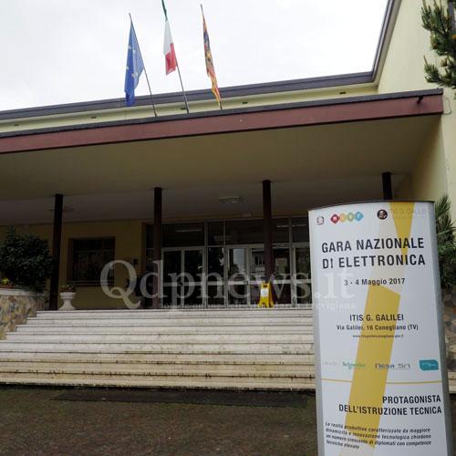 Conegliano-Itis-gara-elettronica