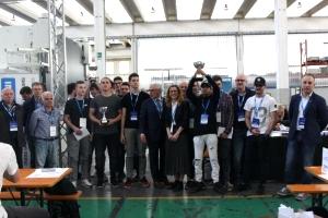 Olimpiadi talenti meccatronici i vincitori-2